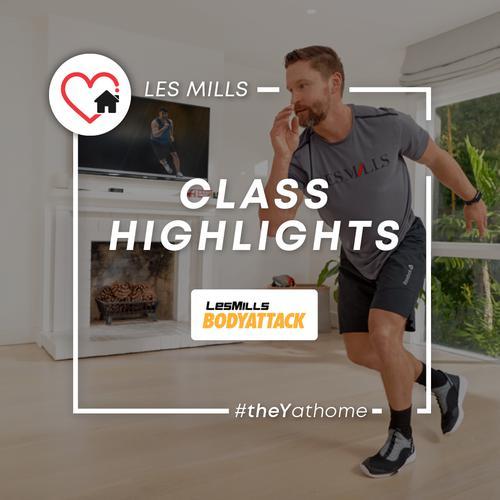 Les Mills Class Highlight: BODYATTACK™