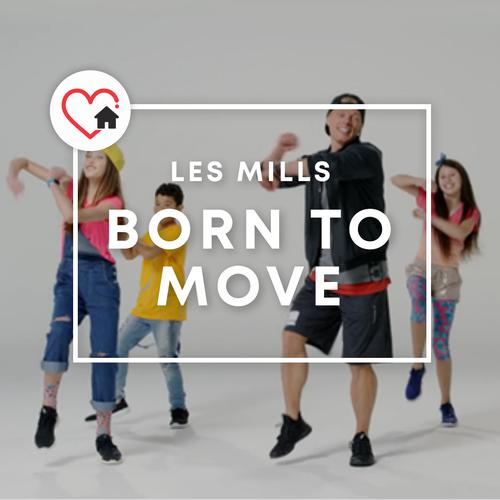Les Mills Class Highlight: Born to Move