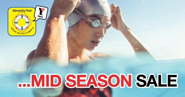 Glenorchy Pool mid-season sale