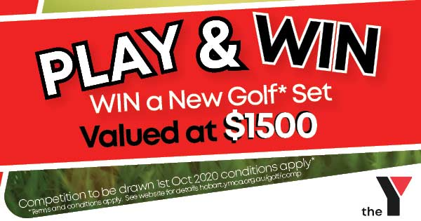 Play Golf and WIN