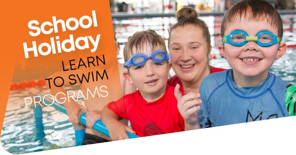 Learn to Swim – School Holiday Programs