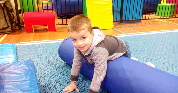 Toddler & Prep Gym Glenorchy
