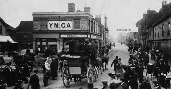 Happy Birthday YMCA – 175 years!