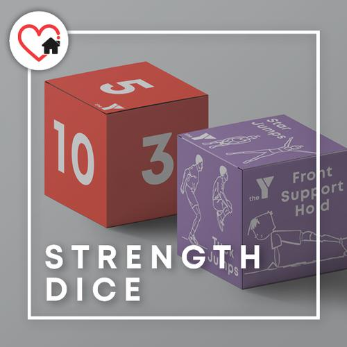 Gymnastics – Strength Dice