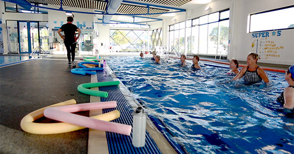 AquaFit Classes – Now 7 days a week at the Y!