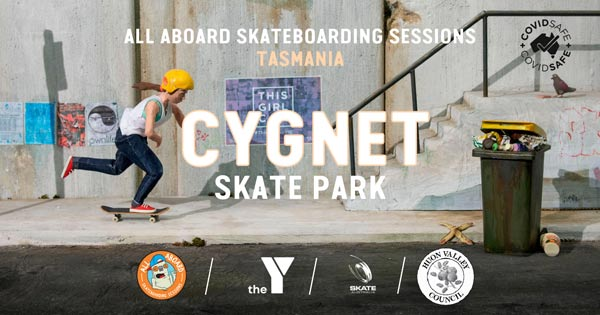 School Holidays – All Aboard Skateboarding Sessions