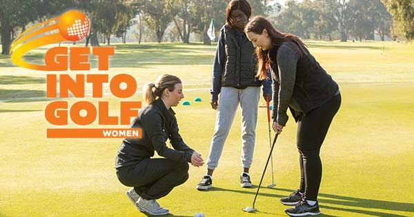 Get into Golf – Women