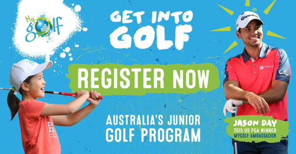 MyGolf Kids Golf Program