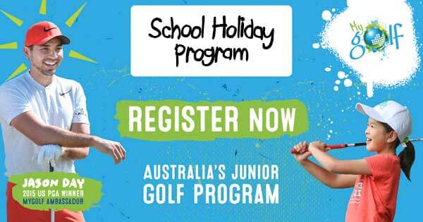MyGolf School Holiday Program