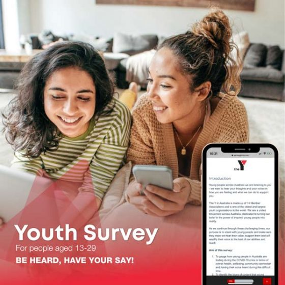 Youth Survey – Age 13-29