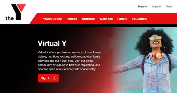 The Y at Home – Virtual Y