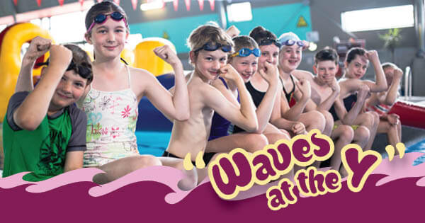 School Holidays – 'Waves at the Y'