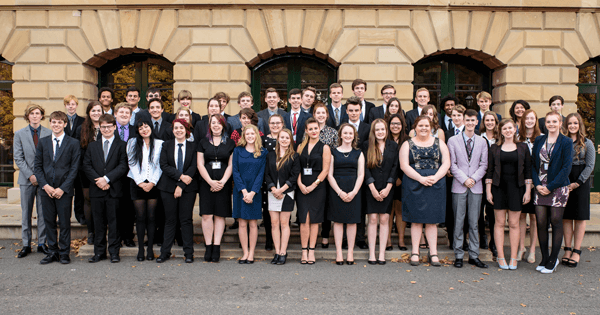YMCA Youth Parliament of Tasmania