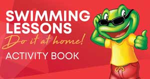 Swimming Do It At Home Activity Book
