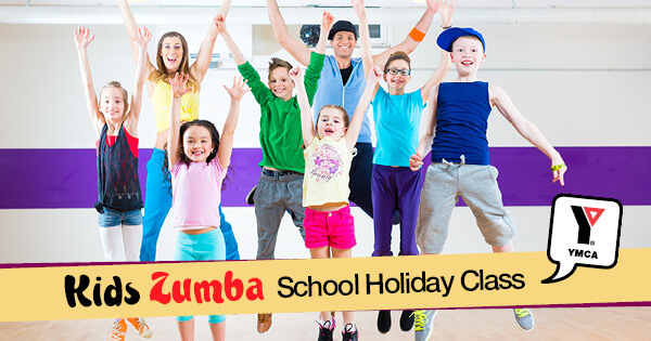 Kids School Holiday Zumba