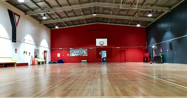 Basketball Court / Room Hire