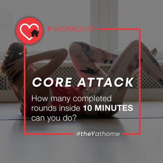 Challenge of the Week: Core Attack