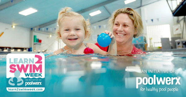 Learn 2 Swim Week at the YMCA
