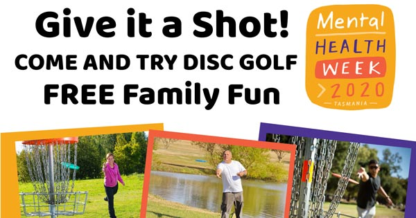 Disc Golf – Come and Try Event