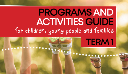 YMCA Programs Guide – Southern Tasmania