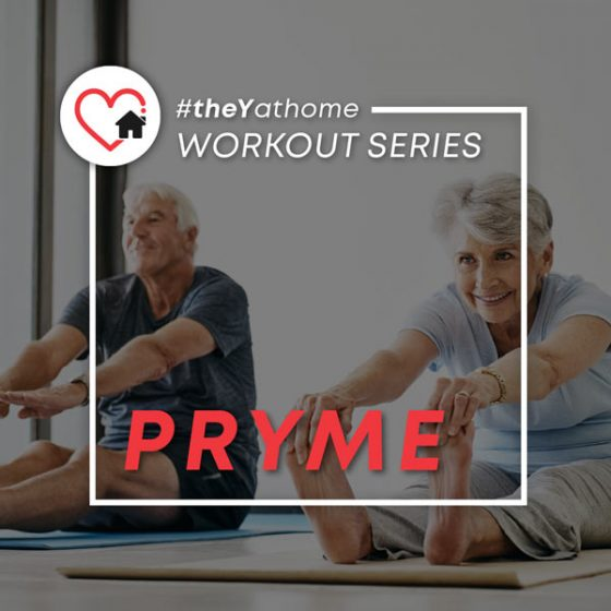 20 Minute Chair Yoga for PrYme Movers