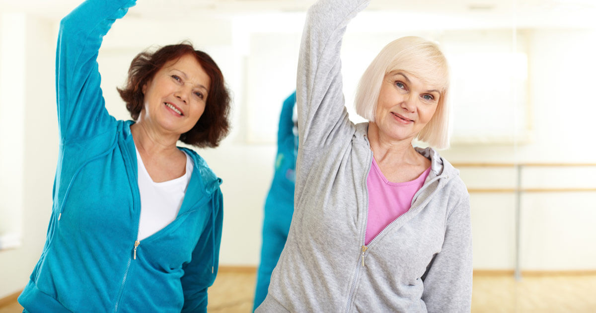 Seniors on the Move – Get Active Program