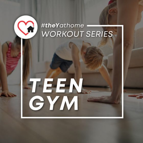 15 Minute Circuit Class for Teens