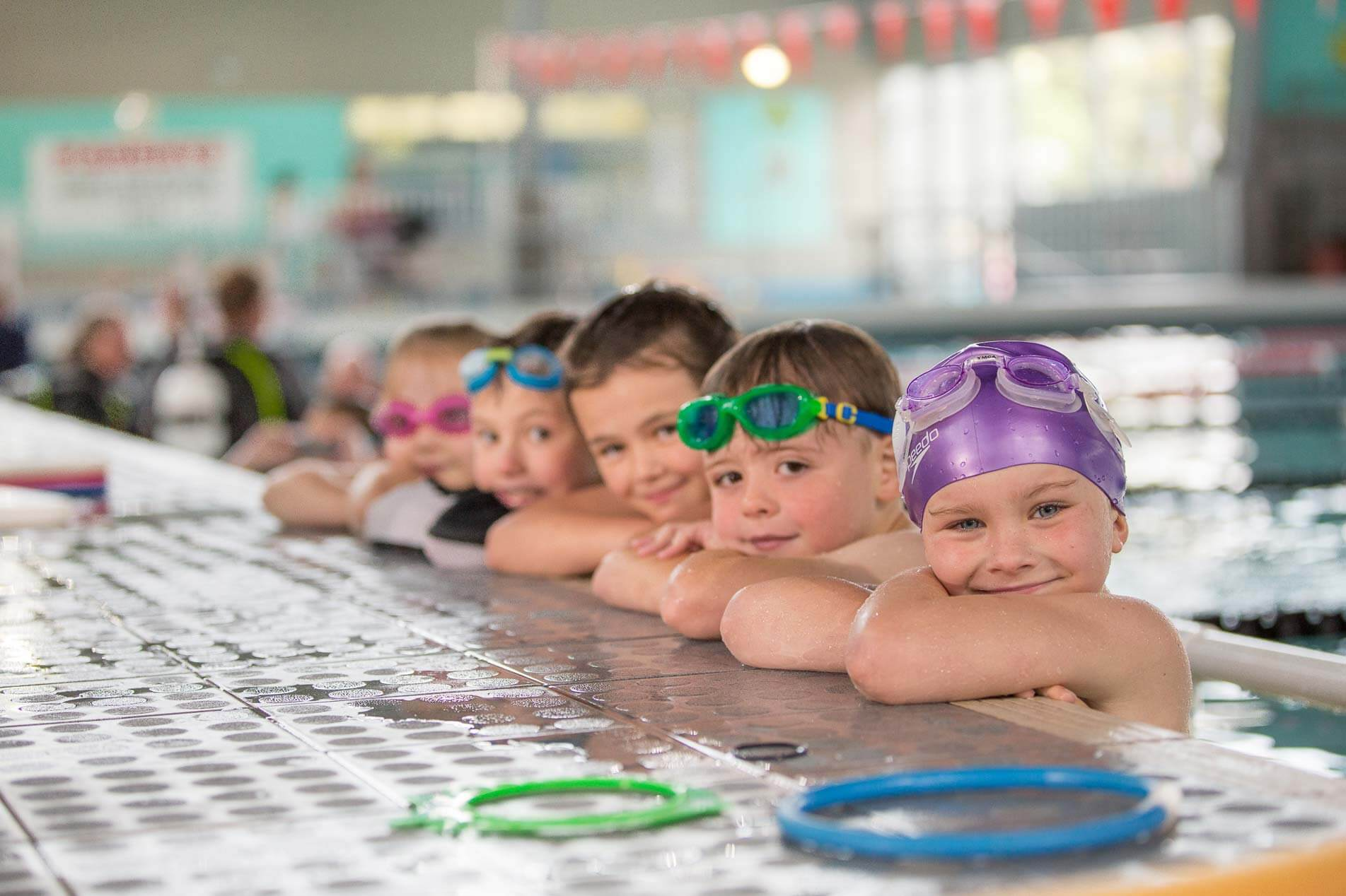 YMCA Hobart Swimming Lessons for Children